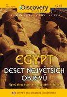 Egypt: Deset největších objevů - papírová pošetka DVD