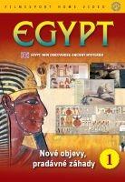 Egypt: Nové objevy, pradávné záhady 1 - digipack DVD