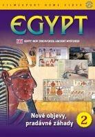 Egypt: Nové objevy, pradávné záhady 2 - digipack DVD