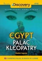 Egypt: Palác Kleopatry - papírová pošetka DVD