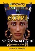 Egypt: Vzkříšená Nefertiti - papírová pošetka DVD