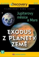 Exodus z planety Země 2 - Jupiterovy měsíce a Mars - papírová pošetka DVD