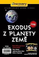 Exodus z planety Země - 3x DVD - papírové pošetky