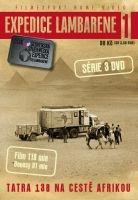 Expedice Lambarene 1 - papírová pošetka DVD