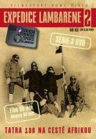 Expedice Lambarene 2 - papírová pošetka DVD