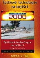 FIREPOWER 2000 - 1: Špičkové technologie na bojišti - papírová pošetka DVD