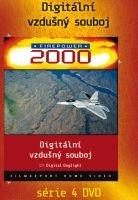 FIREPOWER 2000 - 2: Digitální vzdušný souboj - papírová pošetka DVD