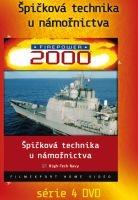FIREPOWER 2000 - 3: Špičková technika u námořnictva - papírová pošetka DVD