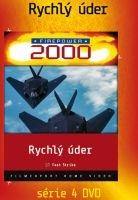 FIREPOWER 2000 - 4: Rychlý úder - papírová pošetka DVD