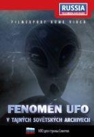 Fenomén UFO v tajných sovětských archivech - digipack DVD