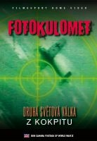 Fotokulomet - Druhá světová válka z kokpitu - papírová pošetka DVD