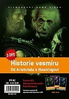 Historie vesmíru: Od Aristotela k Hawkingovi - 3x DVD - papírové pošetky