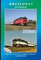 Historie železnic: BREJLOVCI PO 10 LETECH (2x DVD) - DVD box