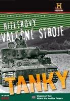 Hitlerovy válečné stroje: Tanky - papírová pošetka DVD