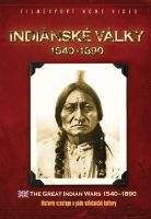 Indiánské války - 1540-1890 (3x DVD) - digipack
