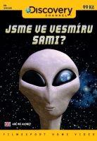 Jsme ve vesmíru sami? - digipack DVD