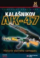 Kalašnikov AK-47 - papírová pošetka DVD