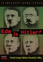Kde je Hitler? - digipack DVD