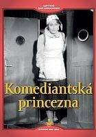 Komediantská princezna - digipack DVD