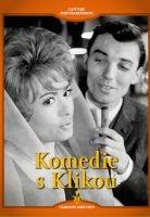 Komedie s Klikou - digipack DVD