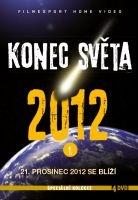Konec světa 2012 - I - speciální kolekce 4 DVD - digipacky