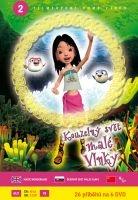 Kouzelný svět malé Vlnky 2 - papírová pošetka DVD