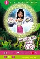 Kouzelný svět malé Vlnky 3 - papírová pošetka DVD