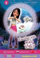 Kouzelný svět malé Vlnky 5 - papírová pošetka DVD