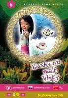 Kouzelný svět malé Vlnky 6 - papírová pošetka DVD