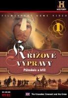 Křížové výpravy: Půlměsíc a kříž 1 - digipack DVD