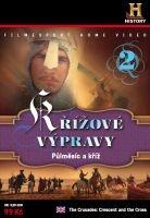 Křížové výpravy: Půlměsíc a kříž 2 - digipack DVD