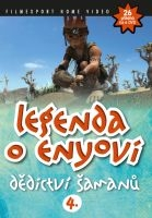 Legenda o Enyovi 4 - DVD box slim