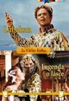 Legenda o lásce / Labakan - DVD box