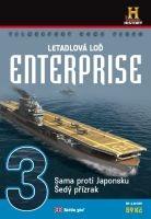 Letadlová loď Enterprise 3: Sama proti Japonsku, Šedý přízrak - papírová pošetka DVD