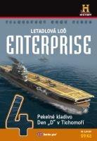 Letadlová loď Enterprise 4: Pekelné kladivo, Den D v Tichomoří - papírová pošetka DVD