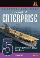 Letadlová loď Enterprise 5: Bitva v Leytském zálivu, Kamikaze - papírová pošetka DVD