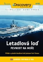 Letadlová loď - Pevnost na moři - papírová pošetka DVD