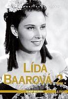 Lída Baarová 2 - Zlatá kolekce 4 DVD