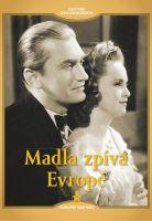 Madla zpívá Evropě - digipack DVD