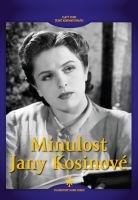 Minulost Jany Kosinové - digipack DVD
