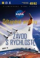 NASA 2 - Odtajněné archivy: Závod s rychlostí - papírová pošetka DVD