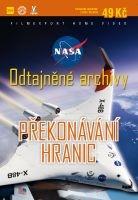 NASA 4 - Odtajněné archivy: Překonávání hranic - papírová pošetka DVD