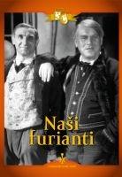 Naši furianti - digipack DVD