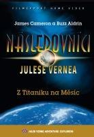Následovníci Julese Vernea - papírová pošetka DVD