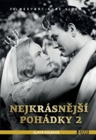 Nejkrásnější pohádky 2 - Zlatá kolekce 4 DVD