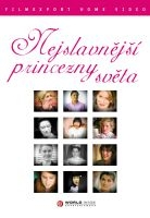 Nejslavnější princezny světa - digipack DVD