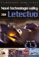 Nové technologie války 1: Letectvo - digipack DVD