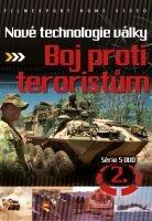 Nové technologie války 2: Boj proti teroristům - digipack DVD