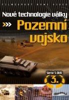 Nové technologie války 3: Pozemní vojsko - digipack DVD