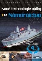 Nové technologie války 4: Námořnictvo - digipack DVD